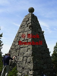 Princess Royal Cairn, Balmoral