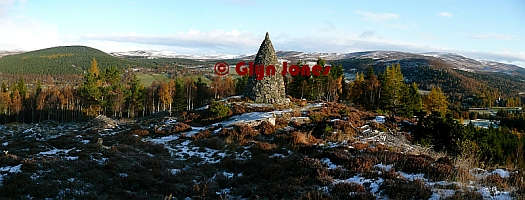 Purchase Cairn, Balmoral